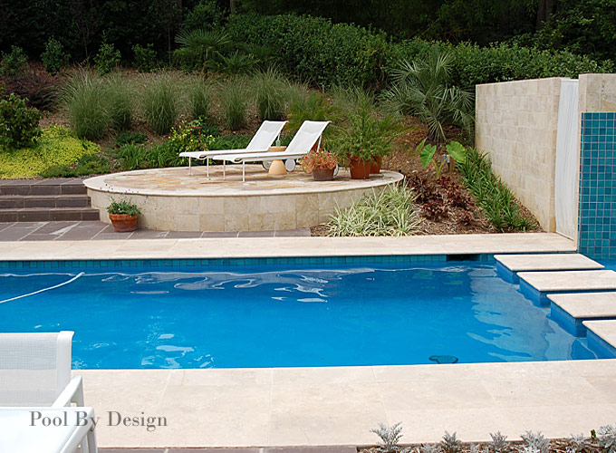 Charlotte pool builder and landscaper pool by design for Pool plans online
