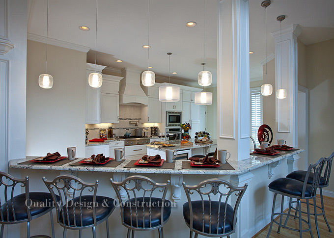 Raleigh kitchen designers raleigh remodelers qdc inc for Kitchen design raleigh