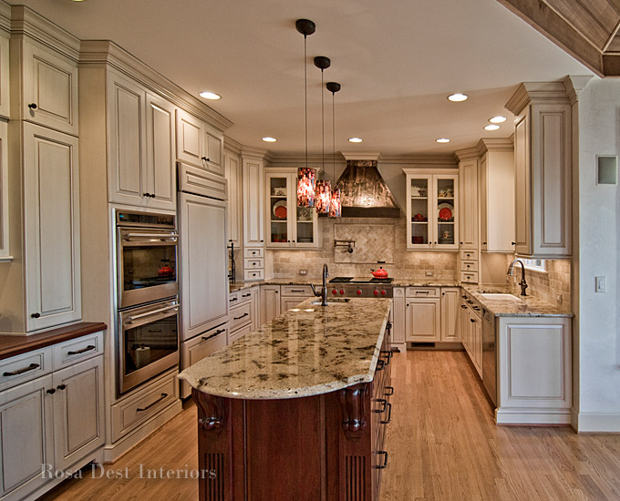 Charming Charlotte Kitchen U0026 Bath Design. View Photo Gallery. Rosa Dest Interiors. U201c