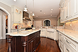 North carolina remodelers kitchen bath home remodelers for Shea custom home plans