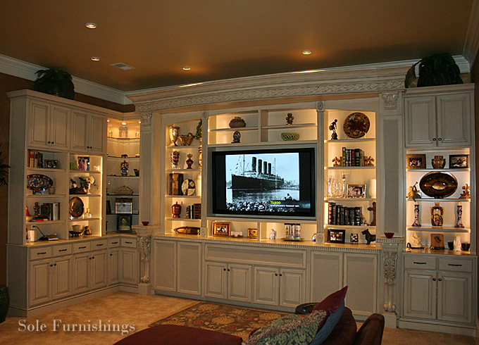 Charlotte Custom Cabinets Furniture Sole Furnishings Ncdesign