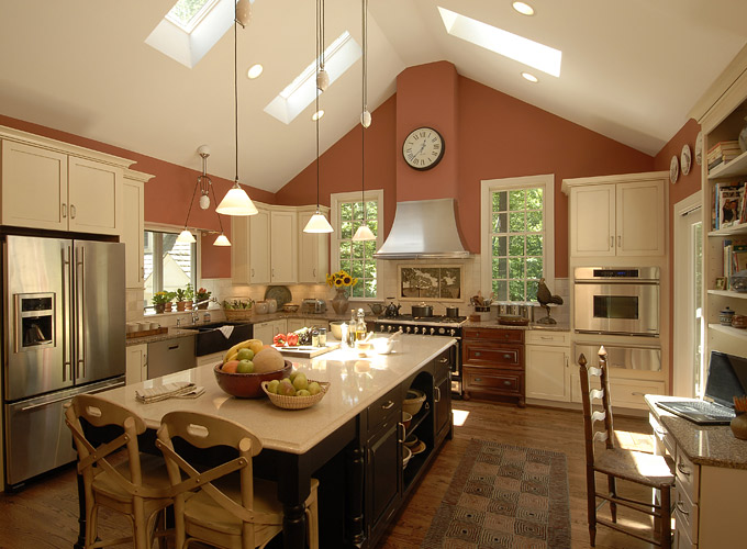 Raleigh interior designers steiner design interiors nc for Kitchen design raleigh