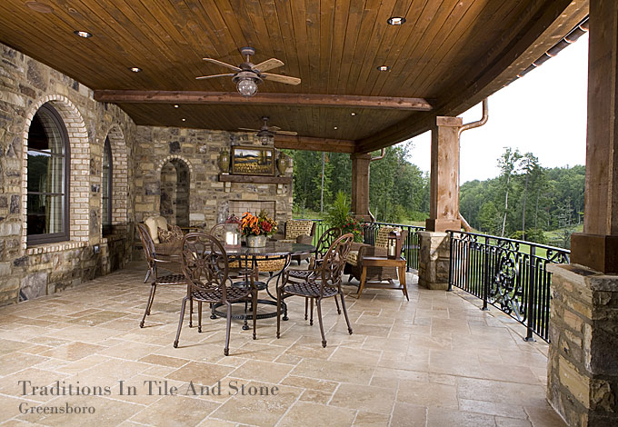 Traditions In Tile And Stone 1