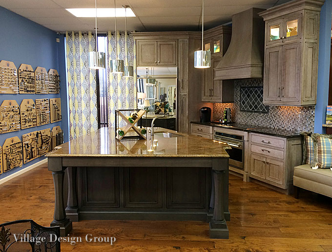 Southern pines interior design center furniture for Village furniture and design