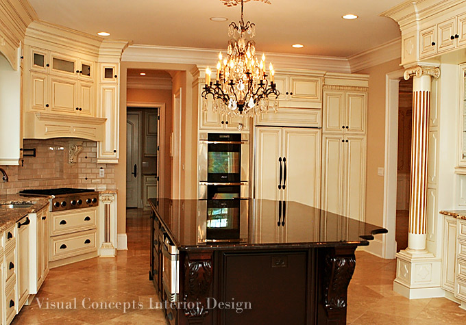 Visual Concepts Interior Design. Charlotte Interior Design