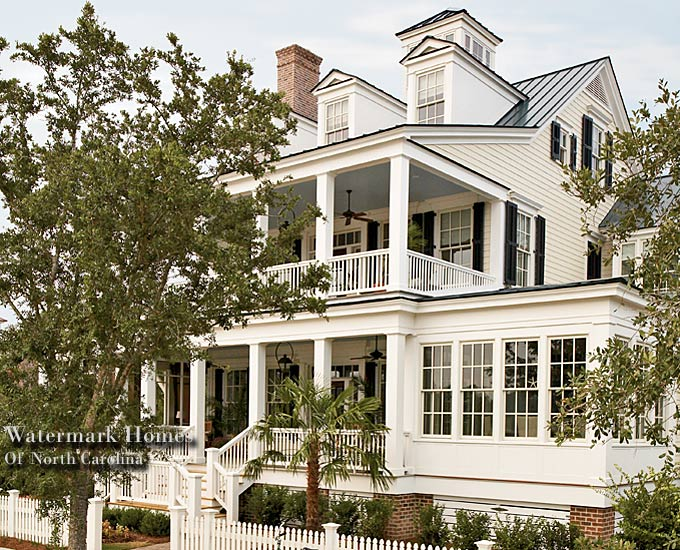 Asian style home highlands nc for House plans north carolina