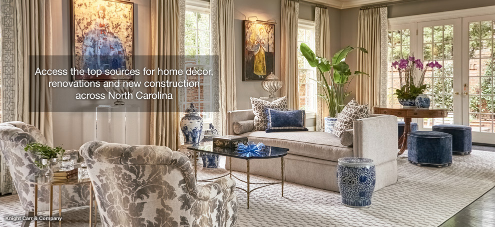North Carolina Interior Design Interior Designers in Charlotte