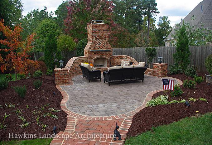 Greensboro Landscape Architects | Hawkins Landscape Architects on Outdoor Living And Landscapes id=63363