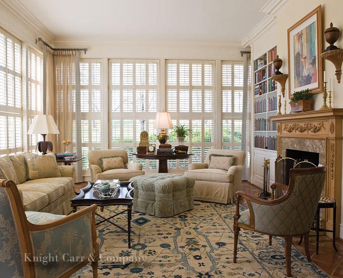 Greensboro Interior Designers Knight Carr Company Nc