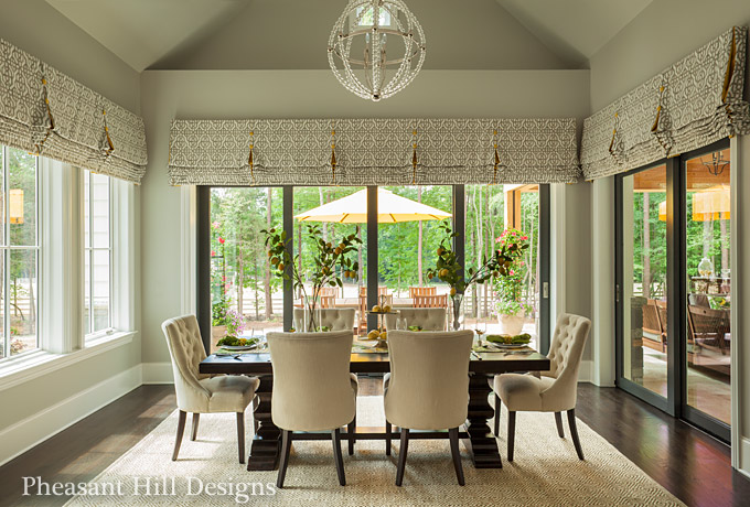 Charlotte Interior Designers | Pheasant Hill Designs | NC ...