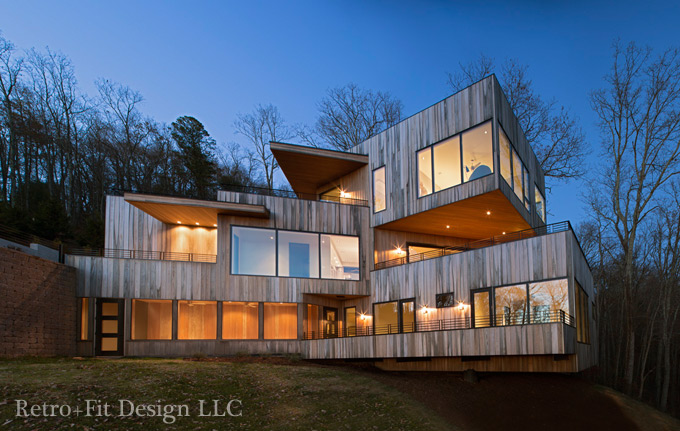 Asheville Architecture Residential Design View Photo Gallery Retro Fit Llc